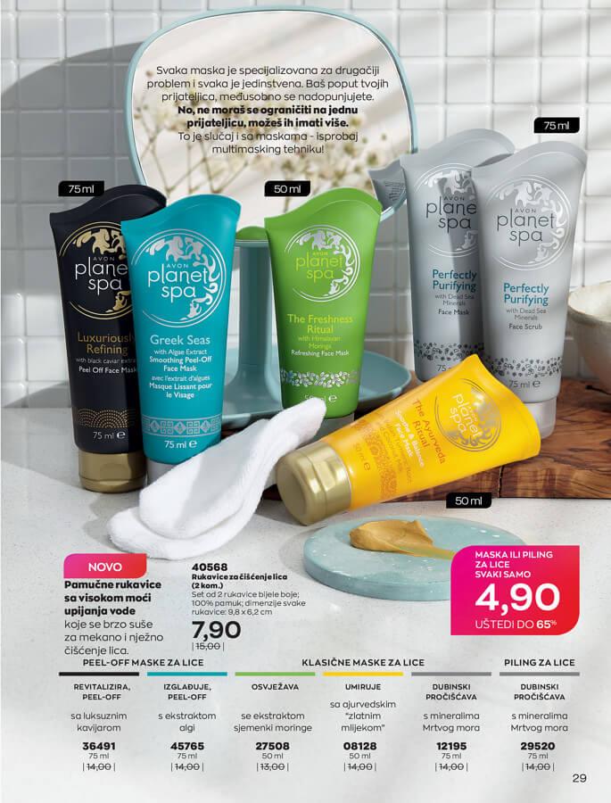 AVON Katalog i Brosura BiH SEPTEMBAR 2021 1.9.2021. 30.9.2021 29