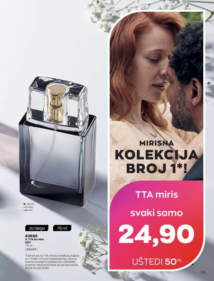 AVON Katalog i Brosura BiH SEPTEMBAR 2021 1.9.2021. 30.9.2021 39