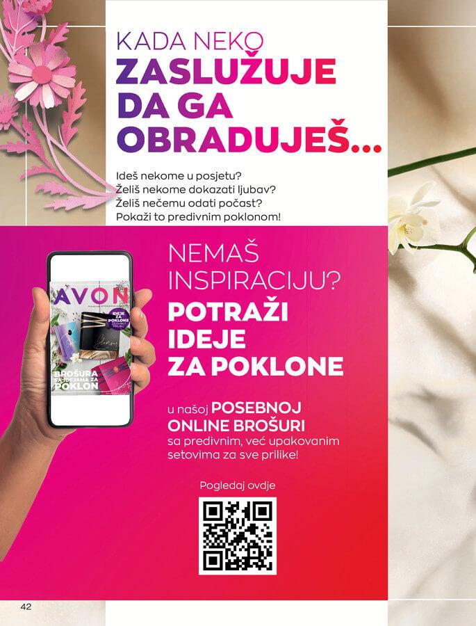 AVON Katalog i Brosura BiH SEPTEMBAR 2021 1.9.2021. 30.9.2021 42