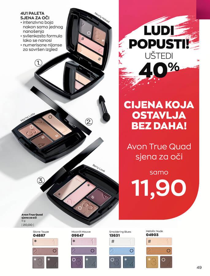 AVON Katalog i Brosura BiH SEPTEMBAR 2021 1.9.2021. 30.9.2021 49