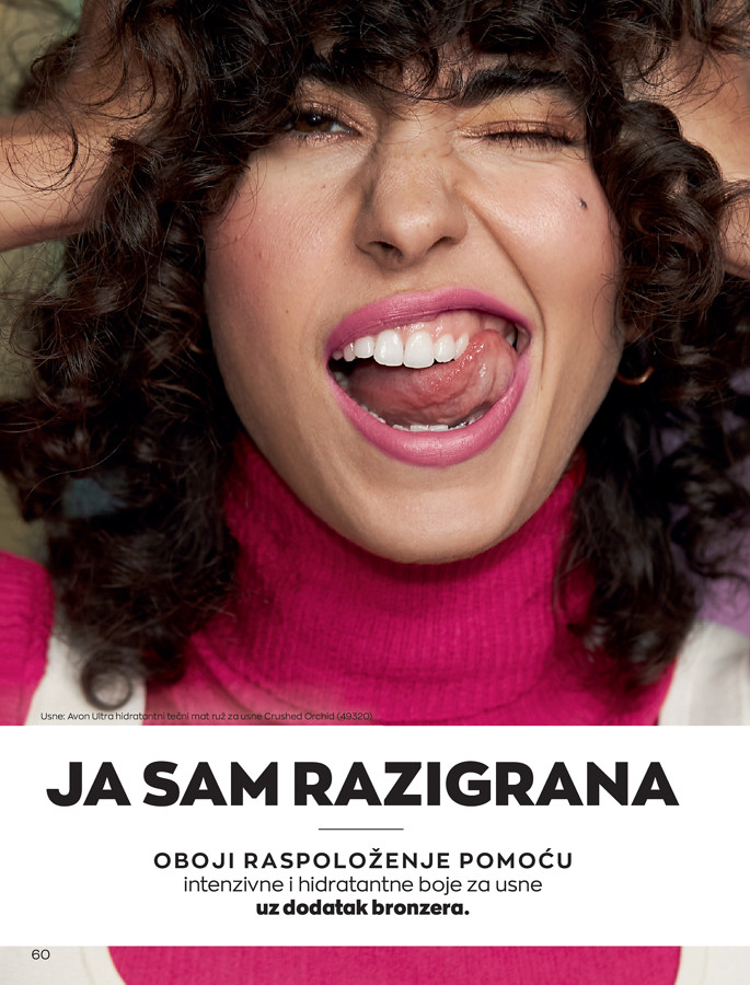 AVON Katalog i Brosura BiH SEPTEMBAR 2021 1.9.2021. 30.9.2021 60