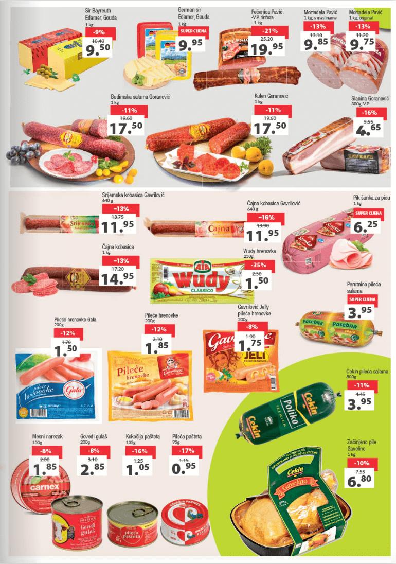 FIS Akcija prehrane i hemije SEPTEMBAR 2021 1.9.2021. 14.9 3